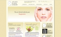 Atlanta Plastic Surgery Website