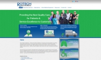 Rotech Healthcare, Inc. Website