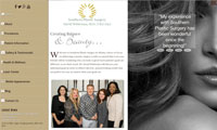 Southern Plastic Surgery Website