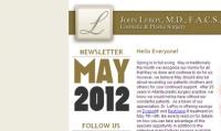 John LeRoy MD  E-Newsletter