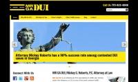 Mr GA DUI Website