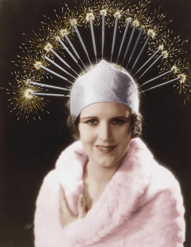 Stock Photo Fail of the Month – The Good Old Days of Sparkler Hats