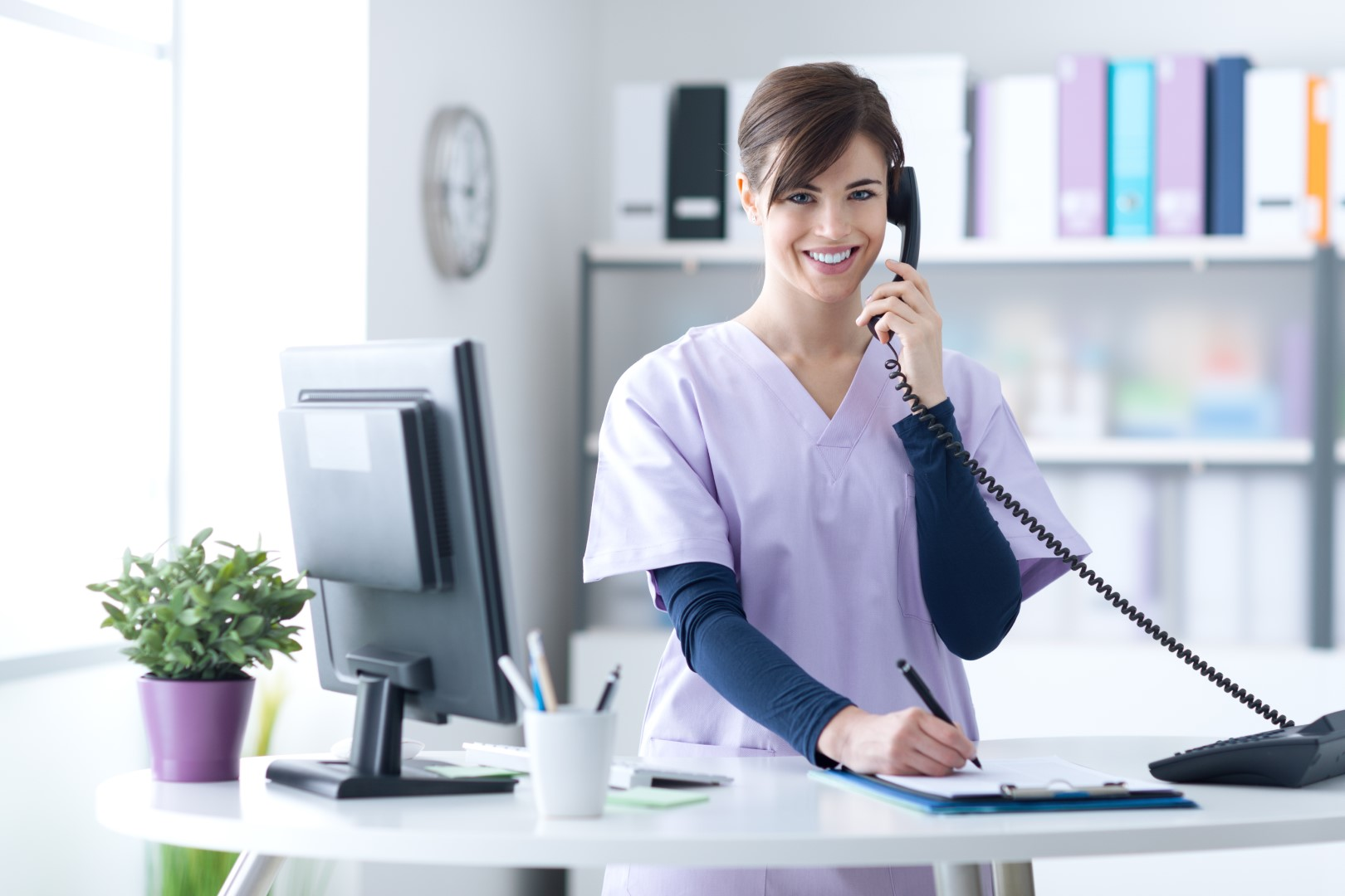 5 Tips for Your Medical Office Reception Staff